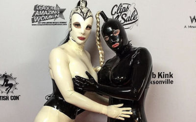 The Tightly Rubberd Doll #2